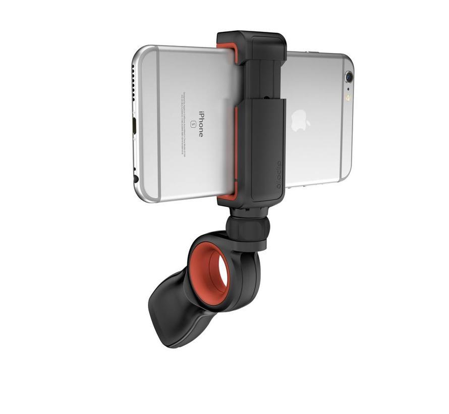 olloclip PiVOT grip voor smartphones
