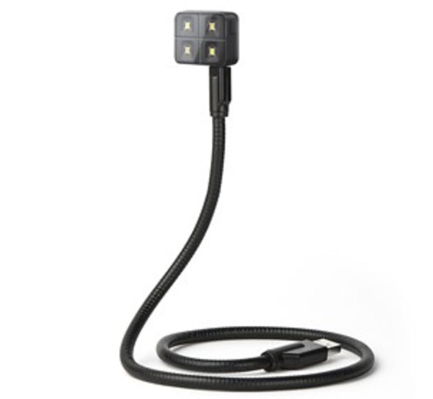 FLEXIBLE USB CHARGER-MOUNT