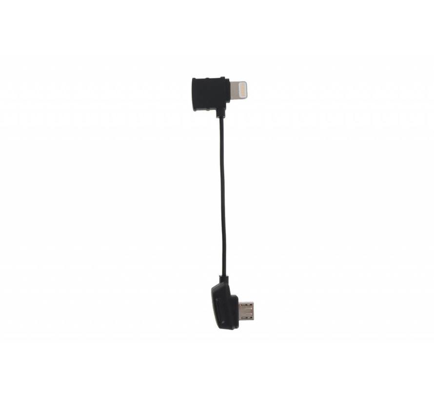 DJI Mavic RC Cable - Lightning Connector