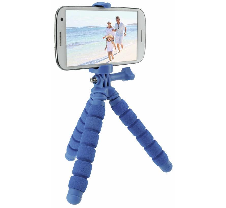 Rollei Monkeypod mini (56 tot 84 mm) - Blauw