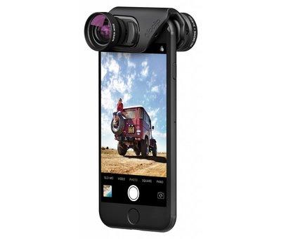 olloclip olloclip voor iPhone 7/8 en 7/8 plus Core lens set