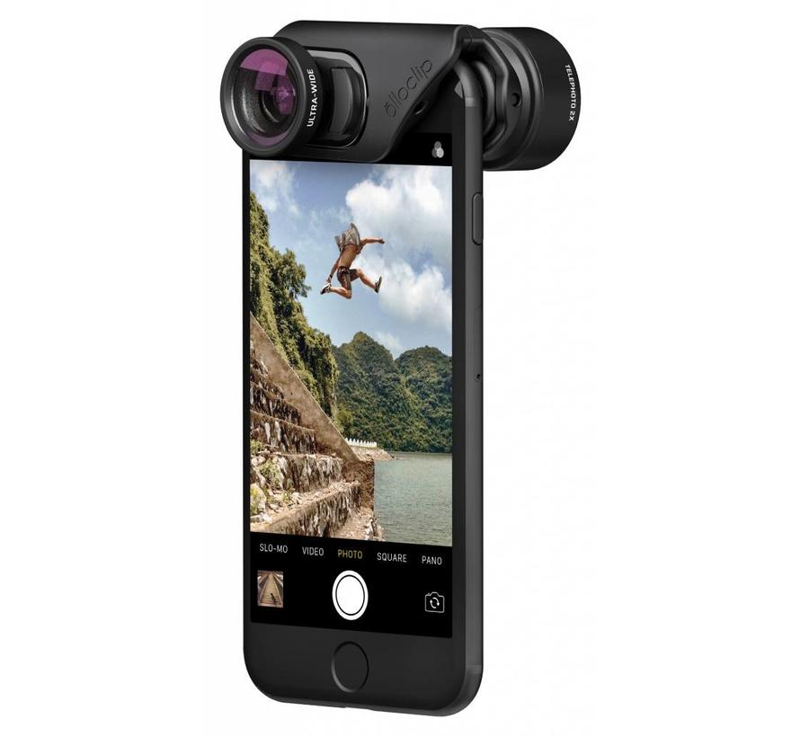 olloclip for iPhone 7/7 plus Active lens set