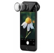 olloclip olloclip voor iPhone 7/8 en 7/8 plus Macro pro lens set
