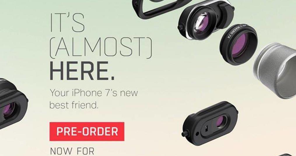 olloclip voor iPhone 7 en 7 plus