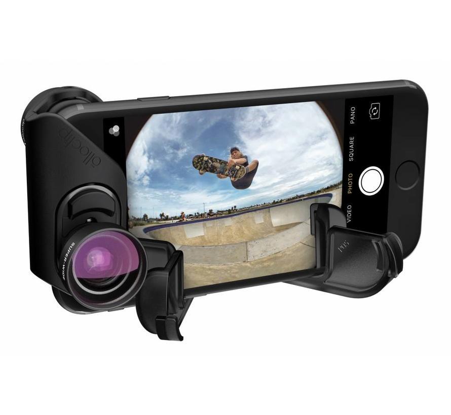olloclip bundle for iPhone 7/7 plus Core lens set