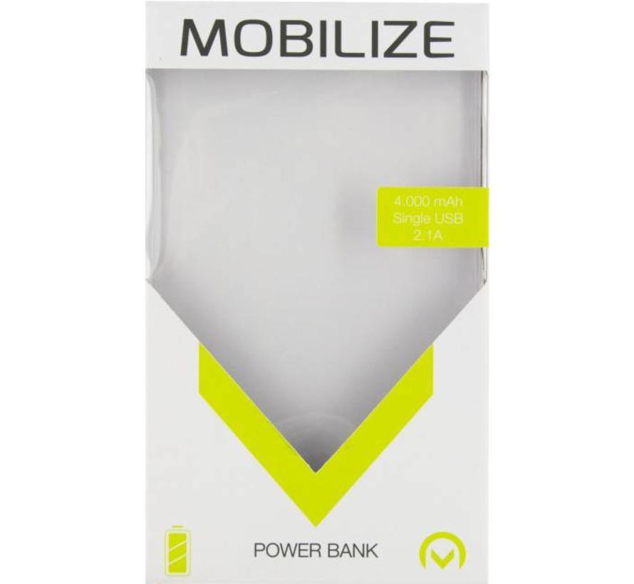 Cube Power Bank 4000 mAh