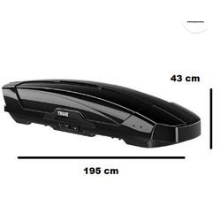 Motion XT Sport Black Glossy  - 300LTR - 5 Jaar garantie