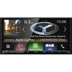 """Kenwood DNX8180DABS -  Navigatie - 2 DIN -  Apple Car Play & Android Auto - 7"""" touchscreen - DAB+"""