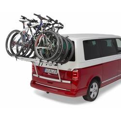 Uebler Primavelo Family - Fietsendrager achterklep -  VW serie T6 - 4 Fietsen