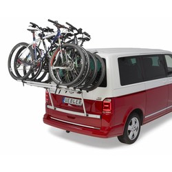 Uebler Primavelo Family VW T6 - 4 Fietsen