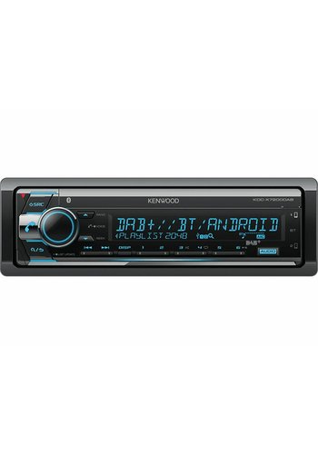 Kenwood KDC-X7200DAB - Inclusief DAB+ Antenne - 2018 Model - Bluetooth