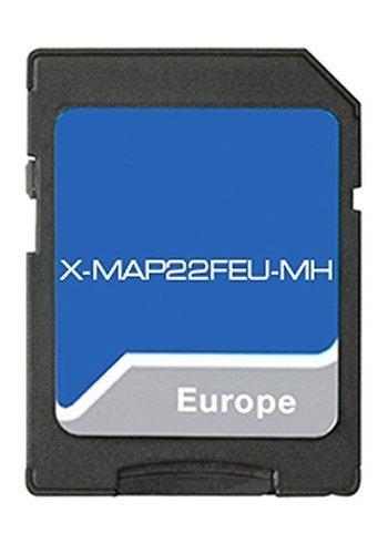Zenec Xzent X-MAP22FEU-MH - Navigatie Software - Camper/Truck