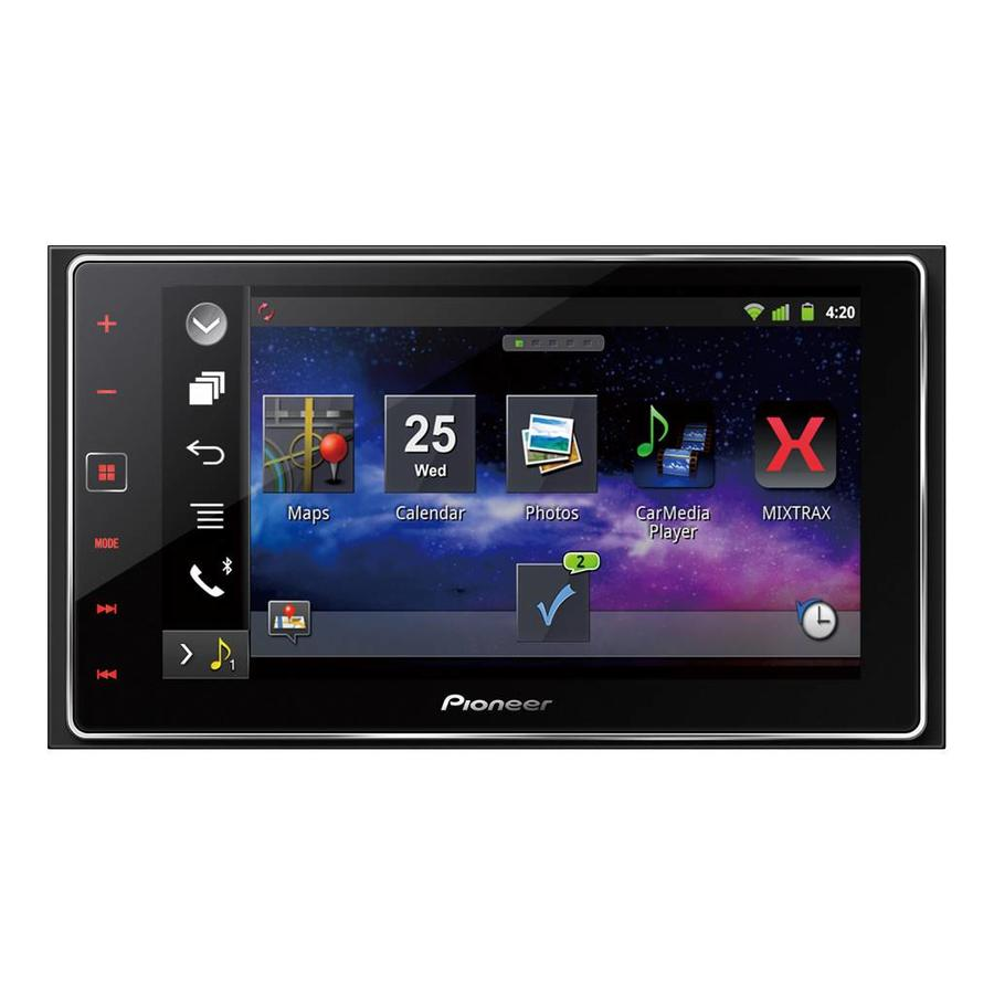 Pioneer SPH-DA120 - 6.2'' Multimedia Scherm - 2018 Model