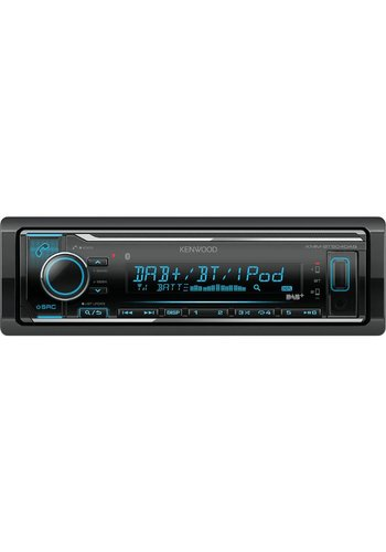 KENWOOD KMM-BT504DAB - Autoradio / Bluetooth