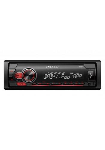 Pioneer MVH-S210DAB - Autoradio - USB, AUX-IN