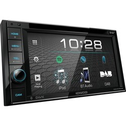 "Kenwood DDX-4019DAB - Multimedia Systeem - 6.2"" touchscreen - Bluetooth - 2 Din - DAB+"