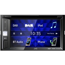 "JVC KW-V255DBT - Multimedia systeem -  Incl DAB+ antenne - Bluetooth - 6.2"" WVGA touchscreen"