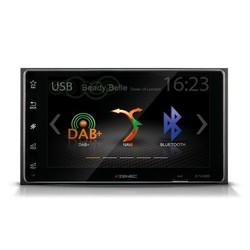 """Zenec Z-N328 - Multimedia Systeem - 2 Din - SmartLink Direct - 6.2"""" Touchscreen - Bluetooth"""