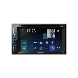 "Pioneer AVH-A3200DAB - Multimedia systeem - 6.2"" Touchscreen - 2 DIN - Bluetooth - 4x50 Watt"