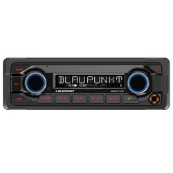 Blaupunkt DUBLIN 112BT - 1Din Heavy duty met Bluetooth