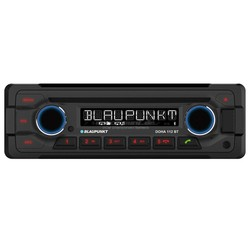 Blaupunkt DOHA 112BT - Autoradio - Heavy Duty - Bluetooth -  12 Volt