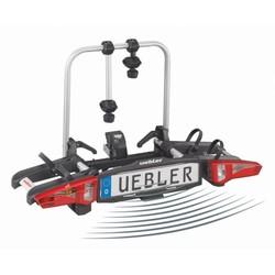 Uebler i21 -  Fietsendrager 2 fietsen - 60° Kantelbaar met Parkeersensoren  en Tas