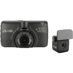 Mio MiVue 798 QHD - WiFi - GPS - Dual Dashcam