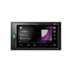 "Pioneer DMH-A3300DAB -  Multimedia Speler - 6.2"" Touchscreen - Bluetooth - 2 DIN - DAB"