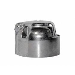 Stekkerdoos 7-polig, metaal
