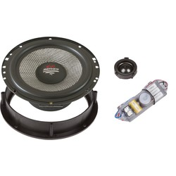 RADION-SERIE R165 VW EVO 165mm 2-Way Special Front GOLF 4/ Passat/ Bora Compo Systeem.