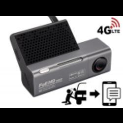 CARCAM 4G dashcam - Full HD met GPS en Wifi