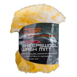 CSF CM-04 - SHEEP WOOL MIT