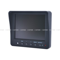 AE-560 5.6 inch Color Monitor 12/24V, 2 camera inputs 200100