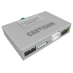 Uconnect 7 inch Camera Video switchboard interface 300312