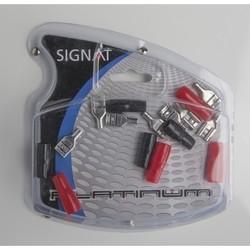 Signat Luidspreker kabelschoentjes - Setje van 8 Stuks