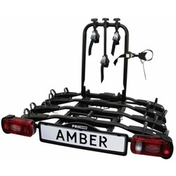 Pro-User Amber IV -  Fietsendrager - 4 Fietsen - Kantelbaar