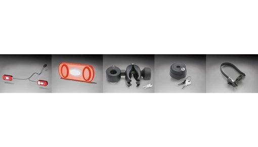 Fietsendrager Uebler onderdelen