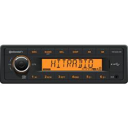 Continental TR7411U-OR - Autoradio - 12V - USB