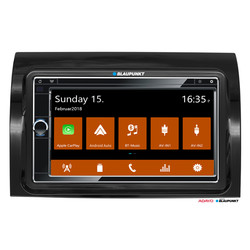 Blaupunkt Camper  Oslo  590 Dab - Multimedia Systeem - 2 Din -  Carplay & Android Auto