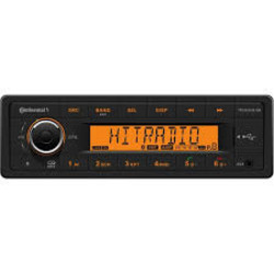 Continental TRD7423UB-OR - Autoradio - 24V - Bluetooth - Amber Backlight