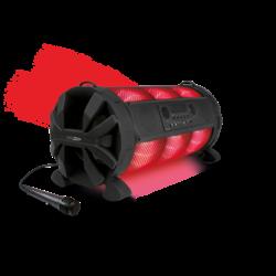 Caliber HPG619BTL - Draagbare speaker - Bluetooth - Karaoke