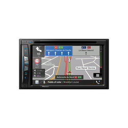 Pioneer AVIC-Z630BT-C - Camper Navigatie - Apple Car Play - Bluetooth