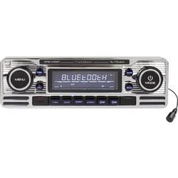Caliber RMD120BT - Retro Radio - Bluetooth - Chrome