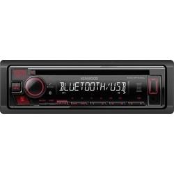 Kenwood KDC-BT440U - Autoradio - Enkel Din - Bluetooth - 4x50 Watt