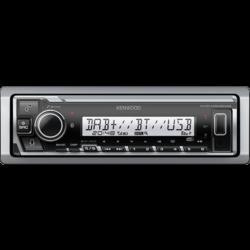 Kenwood KMR-M506DAB - Marine autoradio - Bluetooth - DAB