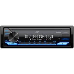 JVC KD-X372BT - Autoradio - 1 DIN - Mechless - Bluetooth