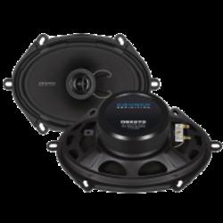Crunch DSX-572 - 2-weg coax system