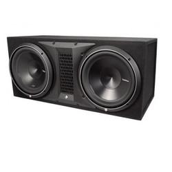 Rockford P3-2X12 - Dual bassreflexbox