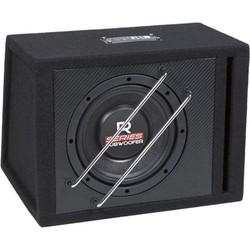 "Audio System R 08 BR - Subwoofer in kist - 8"" -  175 Watt RMS"