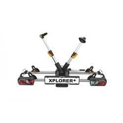 Spinder Xplorer Plus 2021 - Fietsendrager - 2x Ebike - Kantelbaar